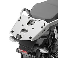 Givi Attacco Posteriore In Alluminio Sra3112 Per Bauletto Monokey®