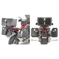 Support De Valise Kappa Klo1179cam Honda Crf1100l