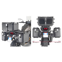 Givi Plo8400cam Side Pannier Holder Pan America