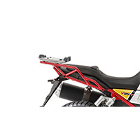 Shad Top Master Rear Rack Moto Guzzi V85tt