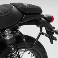 Sw-motech Slc Side Carrier Left Triumph Black