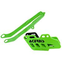 Acerbis Chain Guide Kawasaki Kx 250 F 09/17 Kx 450 F 09/15 Verde