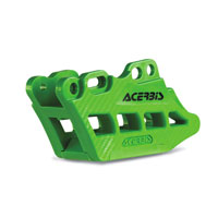Acerbis Chain Guide Kawasaki Kxf 250 - 450 09/17 Green