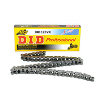 DID CHAIN MX GOLD 520 - 120 LINK