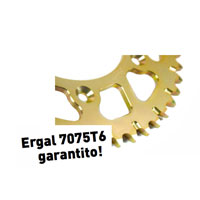 Motocross Marketing Ergal Sprockets Cleaning Honda Cr 80-85 Crf 150 07/16