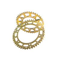 Motocross Marketing Ergal Sprockets Cleaning Kawasaki Kx 65 00/16