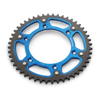 Supersprox Sprockets Aluminium/steel Yamaha Yz Yzf  99/16 Blue/black