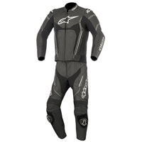 Alpinestars Motegi V2 2pc Leather Suit Black/anthracite/white