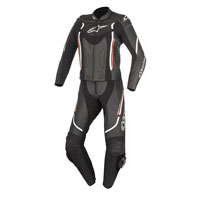 Alpinestars Stella Motegi V2 2pc Suit Black/white/red Lady