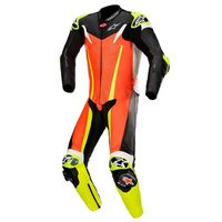 Racing Suit Alpinestars Gp Tech V3 Tech Air Red Yellow