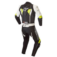 Alpinestars Gp Force Leather Suit yellow
