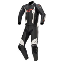 Alpinestars Gp Force 2pc Leather Suit White