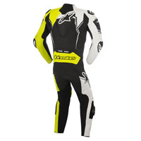 Alpinestars Tuta In Pelle Gp Plus V2 Giallo