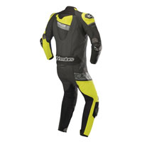 Alpinestars Gp Plus V2 Venom Race Suit Yellow
