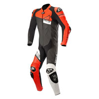 Alpinestars Gp Plus V2 Venom Race Suit Red