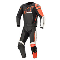 Tuta Divisibile Alpinestars Gp Force Phantom Rosso