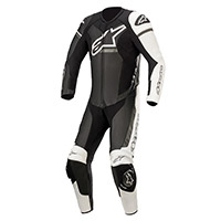 Tuta Alpinestars Gp Force Phantom Nero Bianco