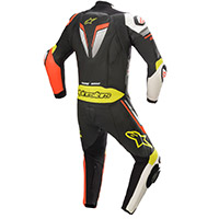 Alpinestars Gp Plus V3 Leather Suit Black Red