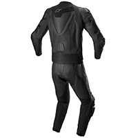 Alpinestars Missile V2 2pc Leather Suit Black