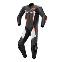 Alpinestars Motegi V3 Suit Black White