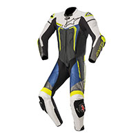 Alpinestars Motegi V3 Suit Black White Blue