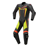 Alpinestars Motegi V3 Suit Black Yellow