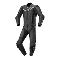 Tuta 2pc Alpinestars Motegi V3 Nero