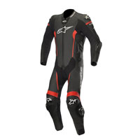 Alpinestars Tuta In Pelle Missile 2018 Tech Air Compatibile Nero