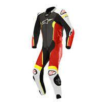Alpinestars Tuta In Pelle Missile 2018 Tech Air Compatibile