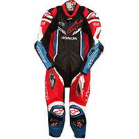 Tuta Intera Alpinestars Gp Pro V2 Tech-air Honda