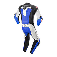 Traje Alpinestars Missile Ignition Tech Air azul