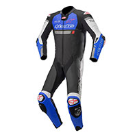 Tuta Alpinestars Missile Ignition Tech Air Blu