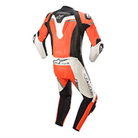 Tuta Alpinestars Missile Ignition Tech Air Rosso