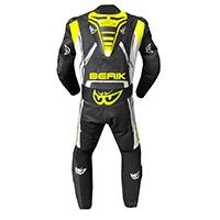 Berik Gp Pro 2.0 Suit Black Yellow Fluo
