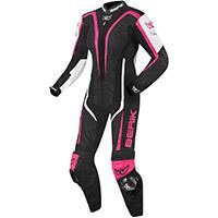 Berik Professional 2.0 Lady Suit Black Fuxia