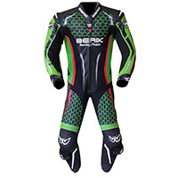 Berik Racing T Suit Green
