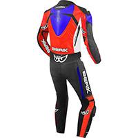 Berik Rsf Teck Suit Blue Red