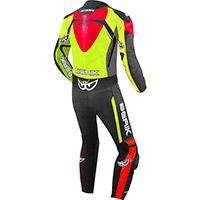 Berik Rsf Teck Suit Yellow Red Black