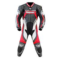 Berik Super Tense 2.0 Suit Black Red White