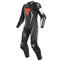 Dainese Misano 2 D-air® Perforated Black White