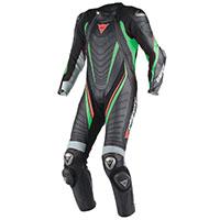 Dainese Aero Evo D1 1 Pc Suit Verde
