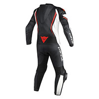 Tuta Intera Dainese Assen Perforated Nero Rosso