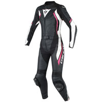 Dainese Avro D2 2 Pc Lady Suit Pink