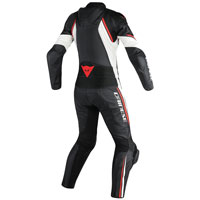 Dainese Avro D2 2 Pc Lady Suit Red
