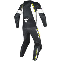 Dainese Tuta In Pelle Avro D2 2pc Giallo