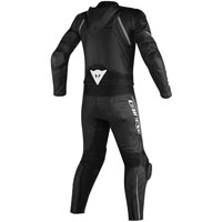 Dainese Tuta In Pelle Avro D2 2pc Nero