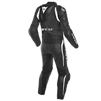 Tuta 2pcs Dainese Avro D-air Nero