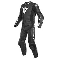 Dainese Avro D-air 2pcs Suit Black
