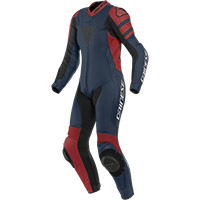 Dainese Killalane Air Lady Suit Red Black