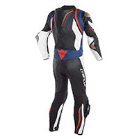 Dainese Kyalami Perforated Race Suit Blue